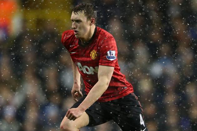 Alex Ferguson: United's Phil Jones 'Has Got More' Than John Terry