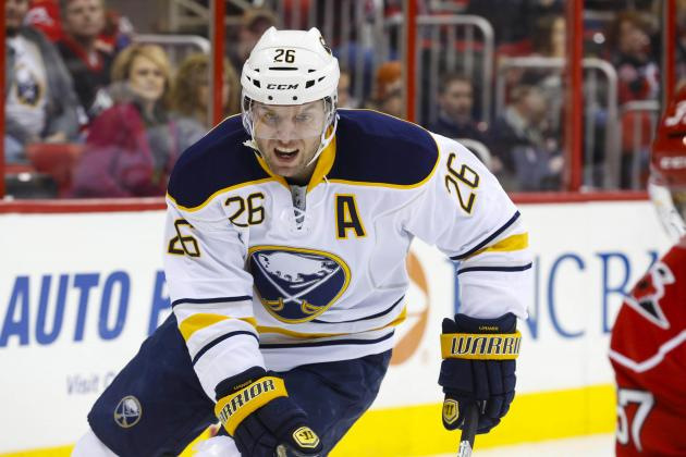 Sabres Optimistic Vanek Will Play Tuesday