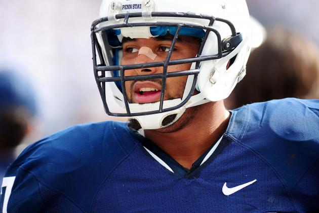 Penn State's Jordan Hill Grades out at the Senior Bowl and Looks Ahead