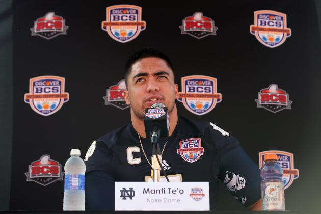 Manti Te'o Hoax Is Officially the Dumbest Story in the History of Sports