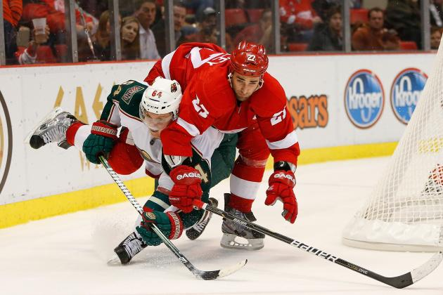 Wings Trying to Adjust to Tighter Standard of Officiating Mandated by League