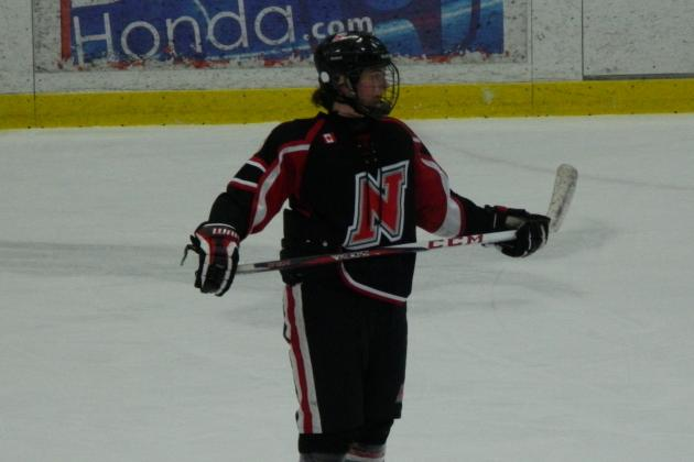 Nepean Wildcats Hang on to Defeat Visiting Oakville Hornets in 3-2 PWHL Contest