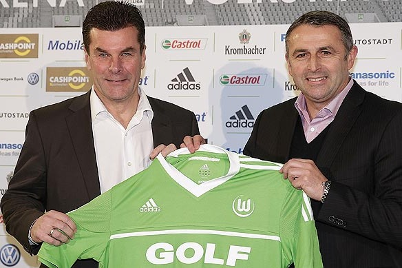 Wolfsburg Ready to Make an Impact in the Bundesliga in 2013