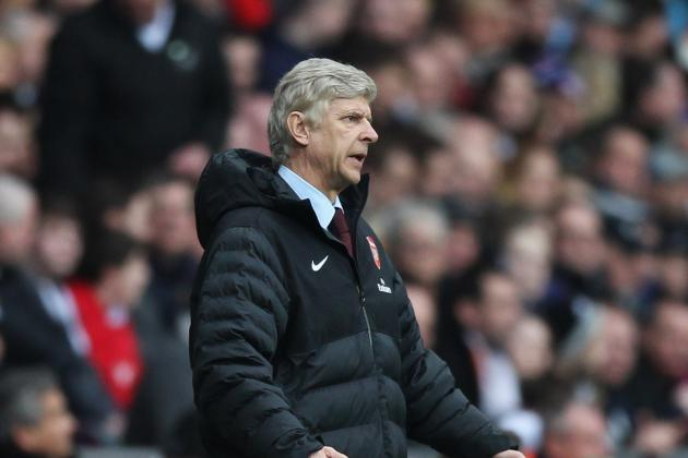 Arsenal Transfer News: Players Arsene Wenger Needs to Cement Top 4 Spot