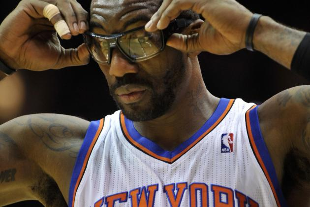 What Will It Take for Amar'e Stoudemire to Win Back NY Knicks Fans?