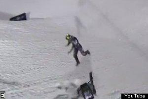 Runaway Snowmobile Injures 1 Fan at Winter X Games