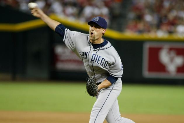Padres, Gregerson Avoid Arbitration