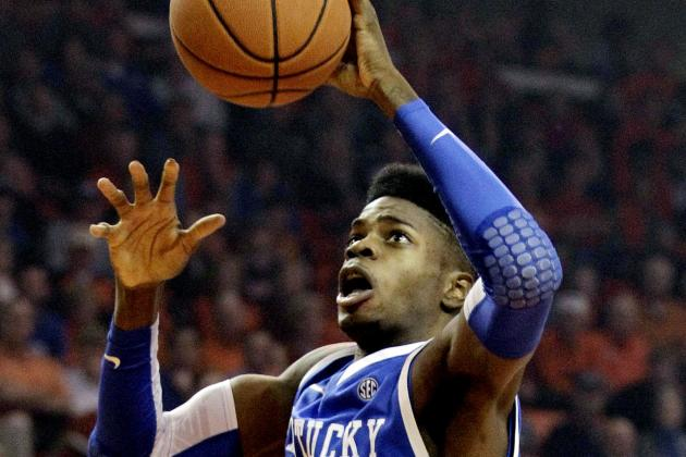 Nerlens Noel Named SEC Freshman of the Week (Again)