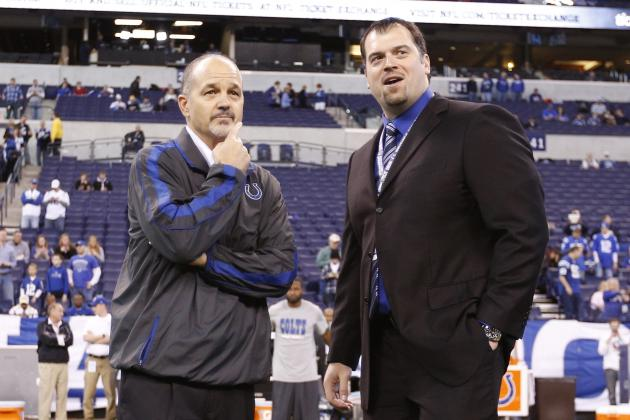 Colts' Ryan Grigson Wins Well-Deserved Award for Executive of the Year