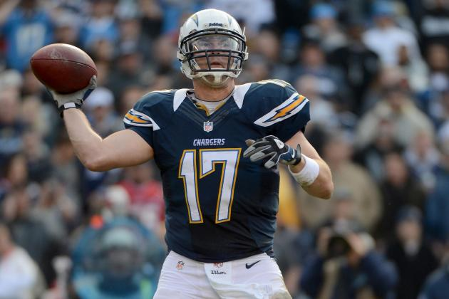 Could San Diego Chargers New Coaching Staff Want a New Quarterback?