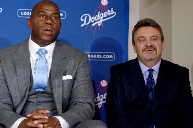 New TV Deal Guarantees Dodgers Will Be Richer, but Not That They'll Win