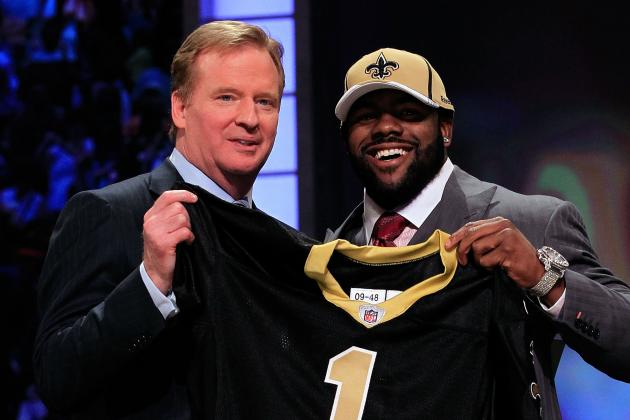 Saints Won't Recoup Draft Pick