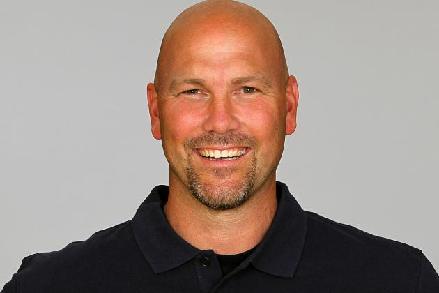 Jaguars Hire Todd Wash to Coach DL