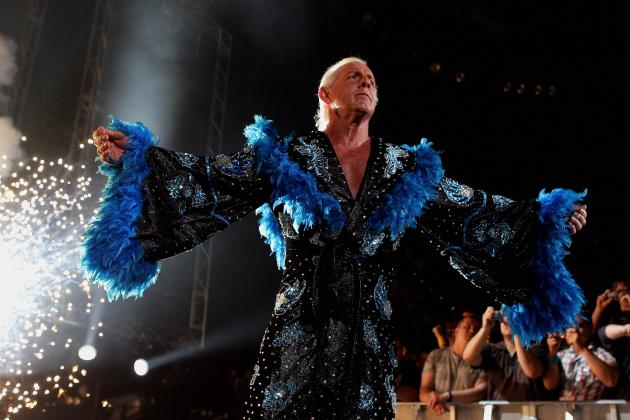 Ric Flair's Ring Career Is Not Over Yet