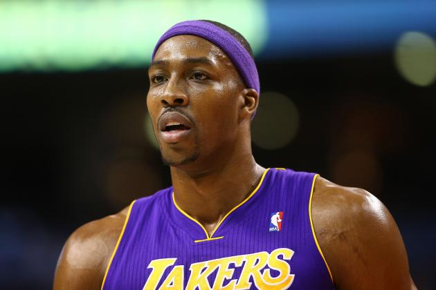 Dwight Howard Believes He Won't Need Surgery on His Right Shoulder
