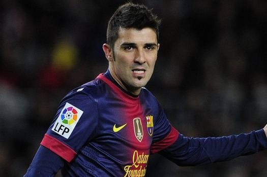Arsenal Deny Being in Talks to Sign David Villa from Barcelona