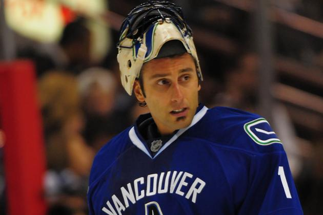 Roberto Luongo Expected to Start Tonight Against Kings