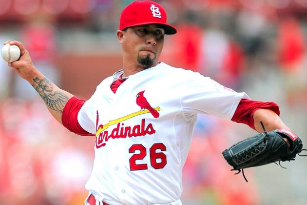 Updating the Latest Rumors, Suitors for Kyle Lohse, Michael Bourn