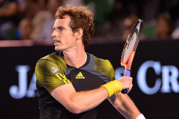 Andy Murray Sets His Sights on Keeping Pace with Novak Djokovic