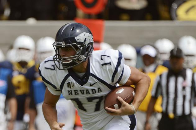 Nevada Finalizes 2013 Non-Conference Football Schedule