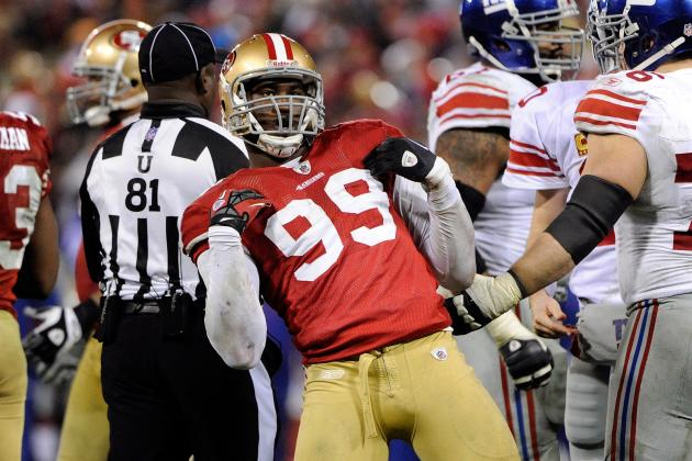 Aldon Smith Was Voted San Francisco 49ers Team MVP at Season's End