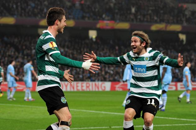 Norwich Keen on Sporting Striker Ricky Van Wolfswinkel