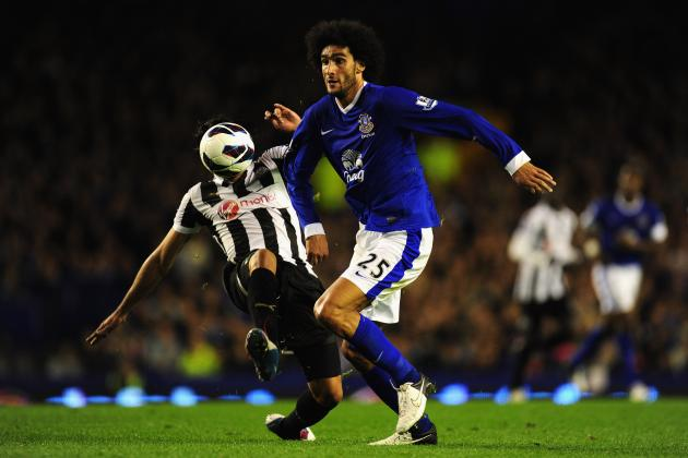 Manchester United Transfer Rumors: Latest Buzz on Fellaini, Wanyama, Rodriguez