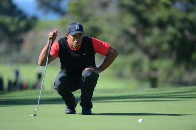Tiger Woods at Farmers Insurance Open 2013: Final Round Highlights and Analysis