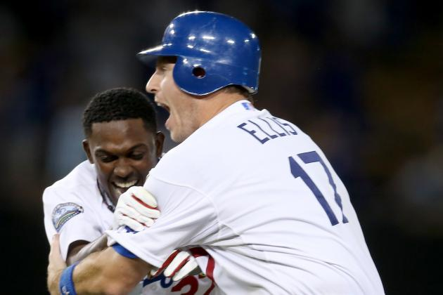 Dodgers' A.J. Ellis Says He Is Fully Recovered from Knee Surgery