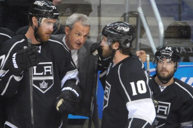 Is Winger Dustin Penner in Kings Coach Darryl Sutter's Doghouse Already?
