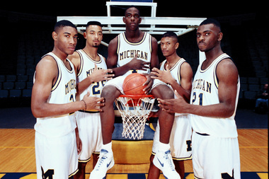 Jalen Rose Hopes Fab Five Will Sit Courtside for Michigan Game
