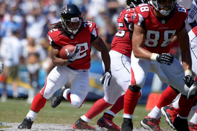 Why Jacquizz Rodgers Can Start for the Falcons in 2013