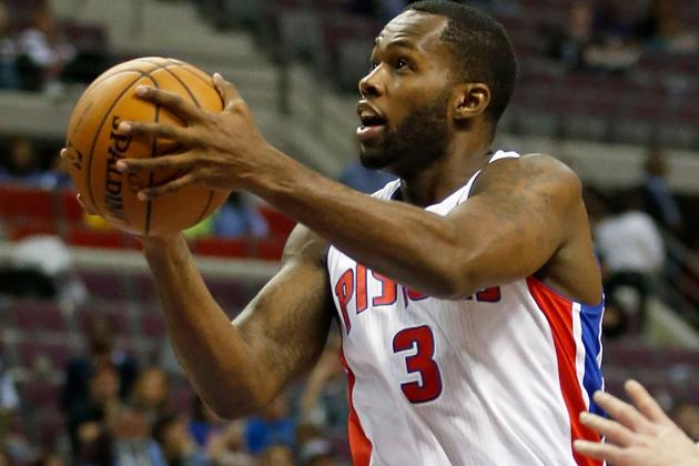Pistons Cancel Practice, Leaving Stuckey's Status Still in Question