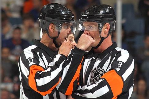 Kindersley Man to Ref NHL Game Monday Night