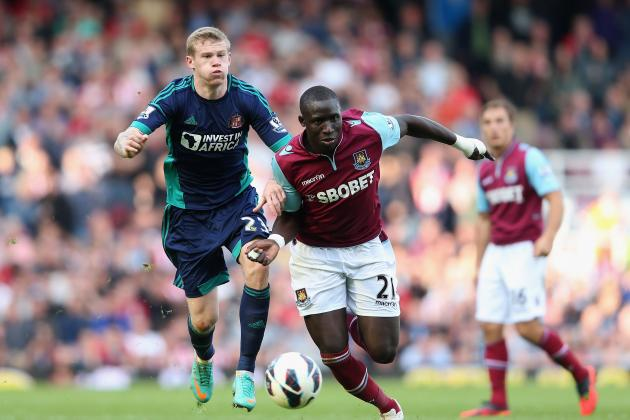 Kevin Nolan Thought Diame Had Left When He Turned Up Late After Game