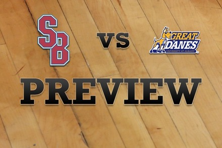 Stony Brook vs. Albany: Full Game Preview