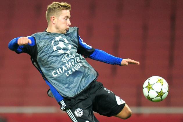 Tottenham Transfer News: Spurs Land Immediate Deal for Schalke's Lewis Holtby