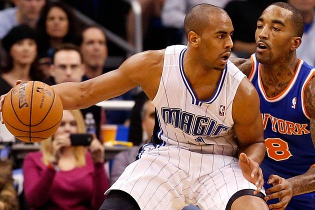 Arron Afflalo out Tonight vs. Nets