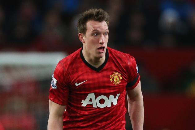 Manchester United's Phil Jones Says Centre-Back Is His Best Position