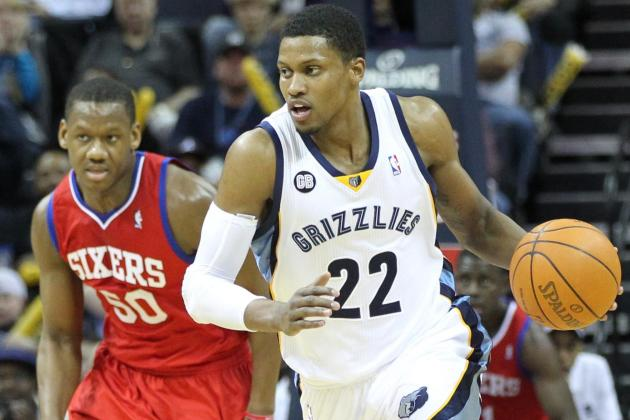 NBA Gamecast: Grizzlies vs. 76ers