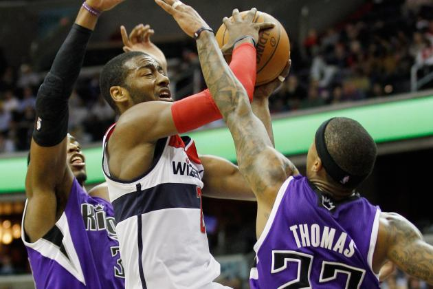 NBA Gamecast: Kings vs. Wizards