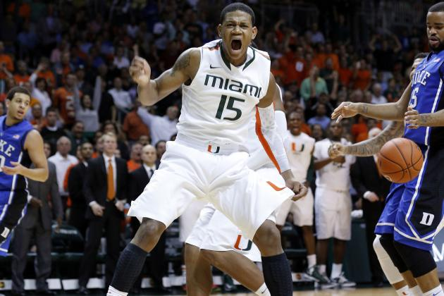 Miami Basketball: Why the Hurricanes Are the Most Dangerous Team in the Country