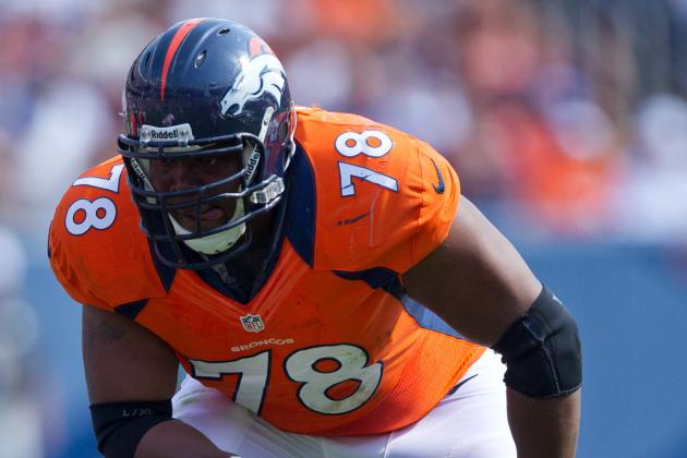 Broncos' Ryan Clady to Undergo Shoulder Surgery