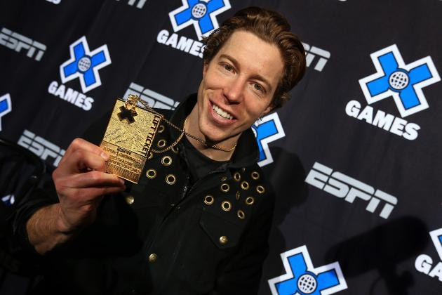 Winter X Games 16 Results: Shaun White's Latest Gold Solidifies His Legacy