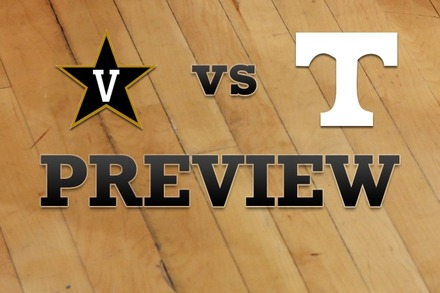 Vanderbilt vs. Tennessee: Full Game Preview
