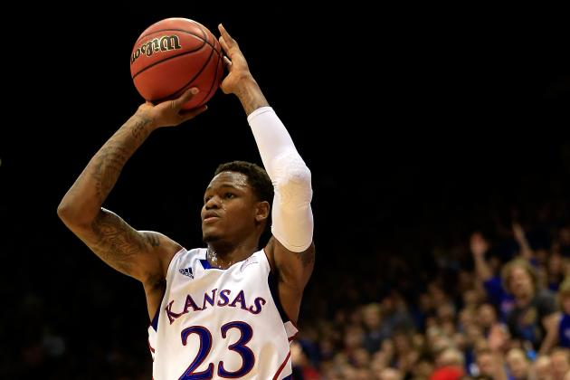 How Ben McLemore Creates Offensive Identity Issues for Kansas
