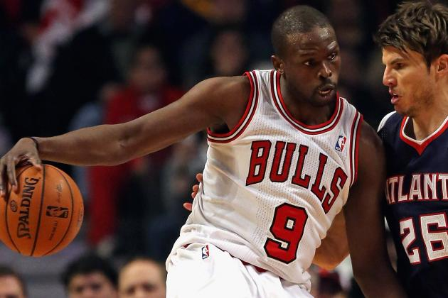 Reports: Luol Deng to Start Tonight vs. Bobcats