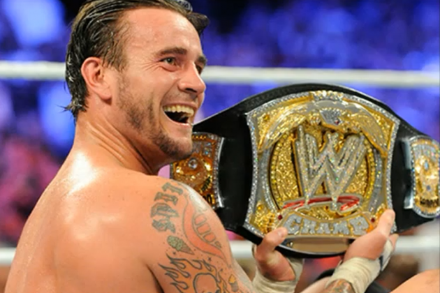 WWE: A Tribute to the 434-Day WWE Championship Reign of CM Punk