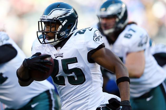 LeSean McCoy Apologizes for Twitter Tirade