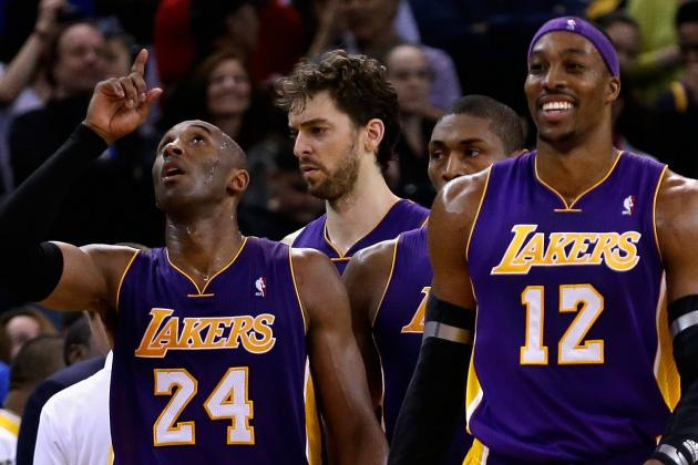 Dwight Howard Says He 'Loves' Kobe Bryant's Confrontational Style